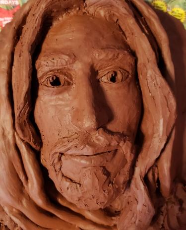 JesusSculptrure